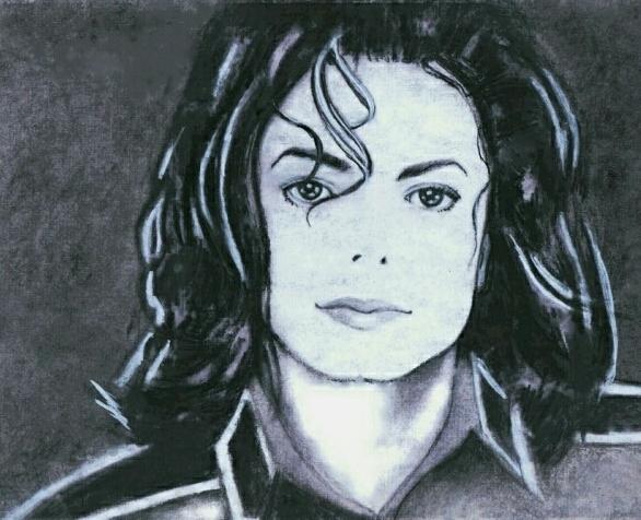 Michael Jackson by bloe22
